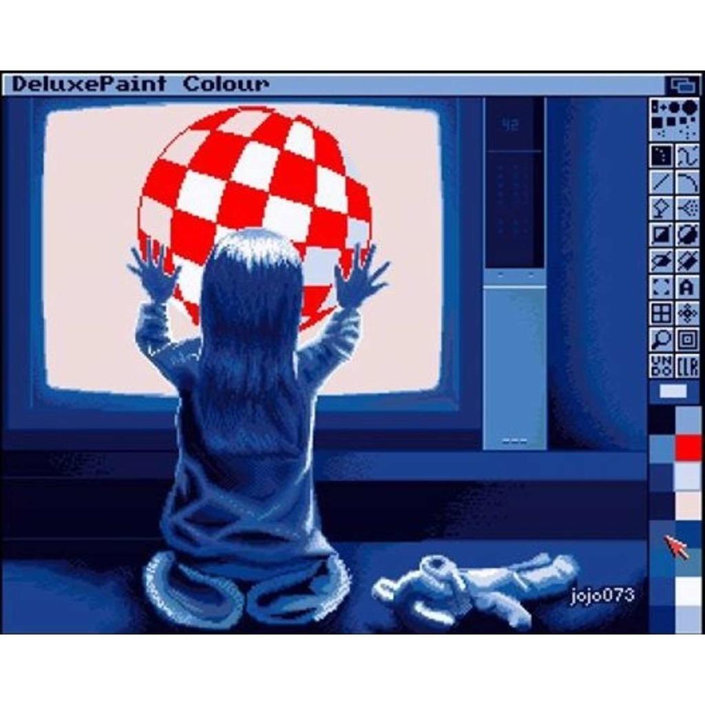 Un podcast avec de l'Amiga 34 dedans !